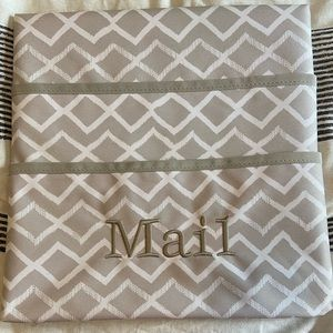 Thirty one mail holder